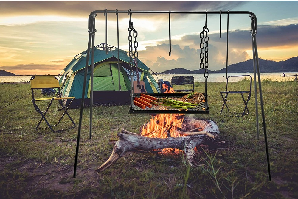 Campfire Cooking Swing