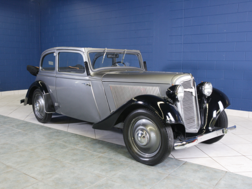 ADLER TRUMPF – 1936 – GERMANY