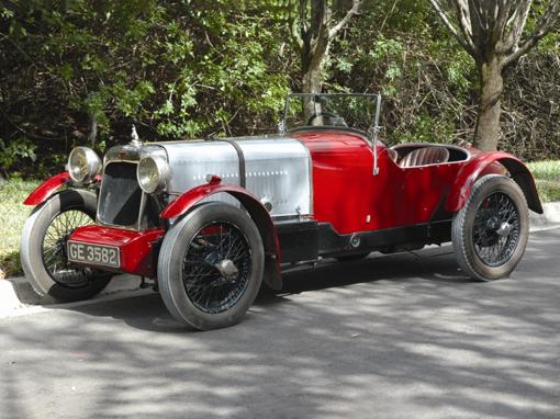 ALVIS F.D. 12/75 – 1928 – GREAT BRITAIN