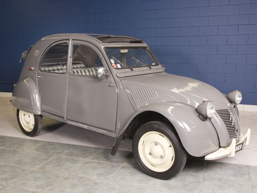 CITROËN 2CV  – 1954 – FRANCE