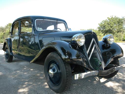 CITROËN 7CV – 1937 – FRANCE