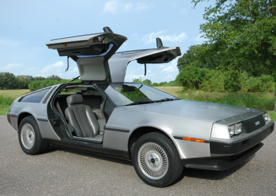 DELOREAN – 1982 – GREAT BRITAIN