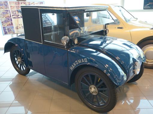 HANOMAG KOMMISBROT – 1925 – GERMANY