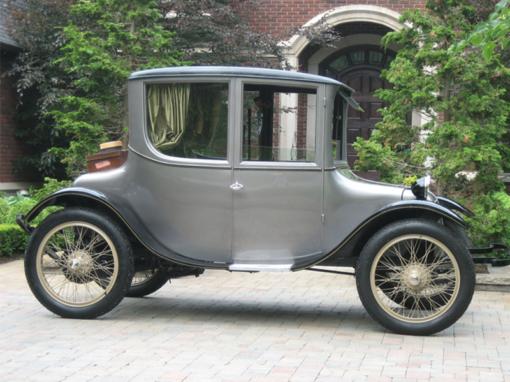 MILBURN ELECTRIC- 1922 – UNITED STATES