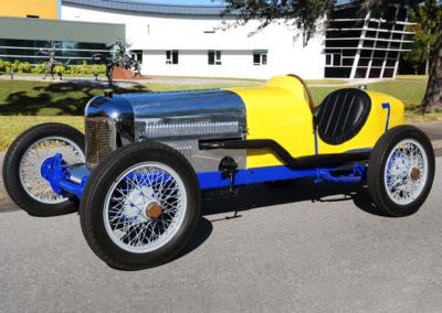 """MIMILLE"" THE MYSTERY CAR- 1920S – USA"