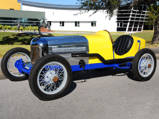 """MIMILLE"" THE MYSTERY CAR- 1920S – USA"