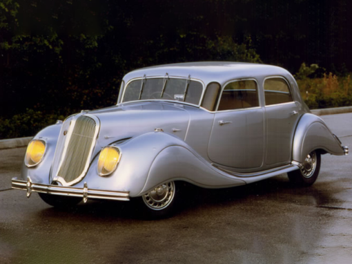 PANHARD DYNAMIC – 1938 – FRANCE
