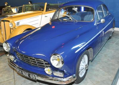 SALMSON 2300S – 1955 – FRANCE