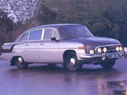 TATRA 603 – 1967 – CZECHOSLOVAKIA