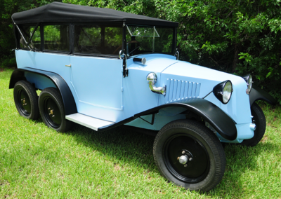 TATRA T26-30 – 1930 – CZECHOSLOVAKIA