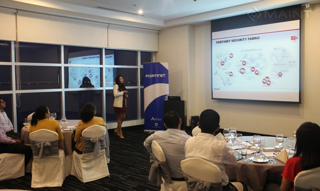 Evento fortinet 2