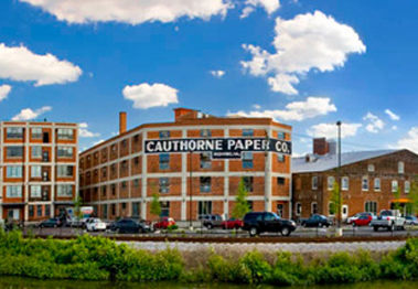 Paper Company Apartments