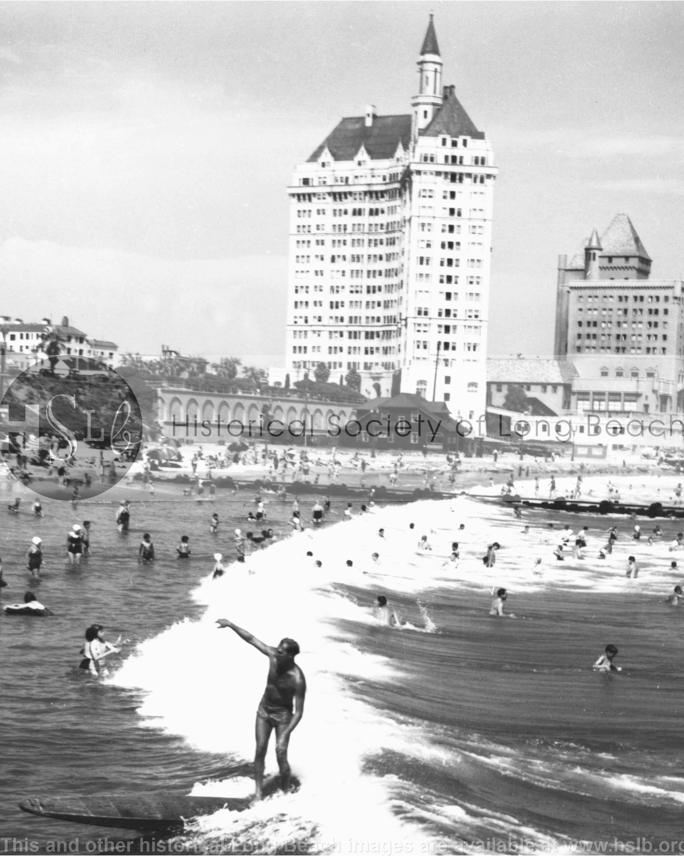 Villa Surfer, 1938