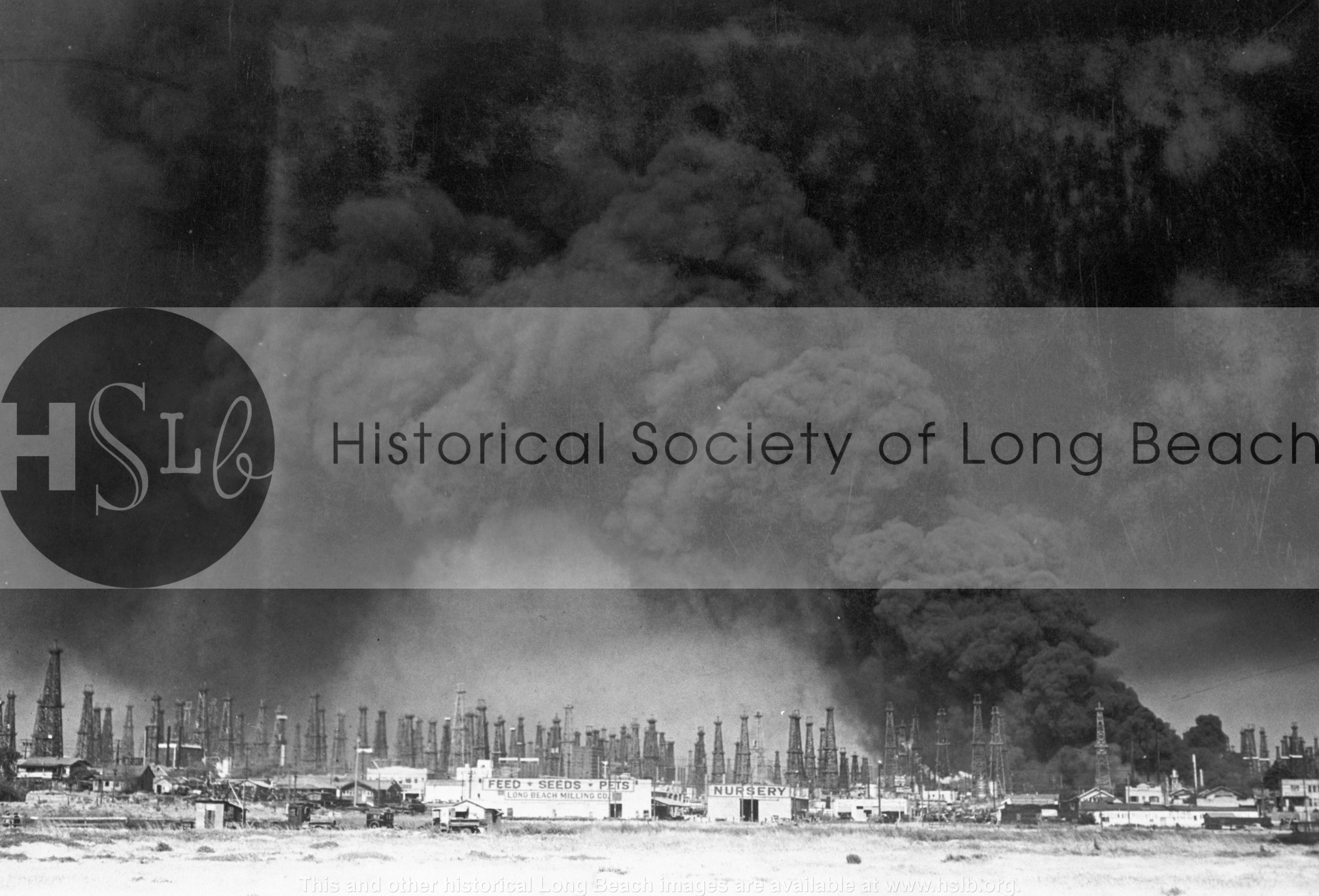 Richfield refinery explosion, 1933
