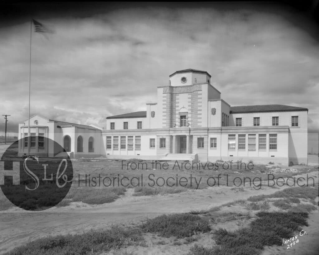 Powel School building, c. 1926