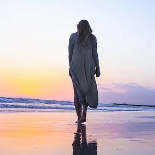 How Grief Walking Saved Me