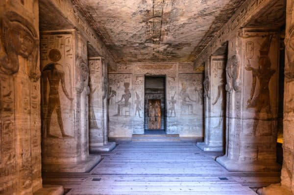 Pharaoh's Tomb Escape Room Logo
