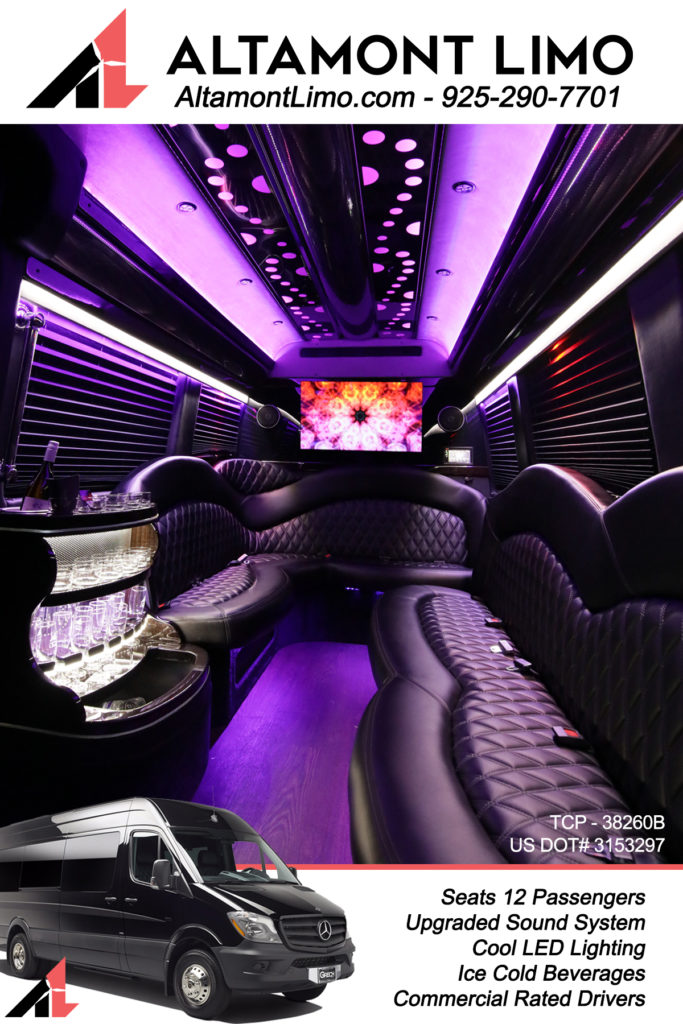 2019 4x6 Ad For ALTAMONT LIMO
