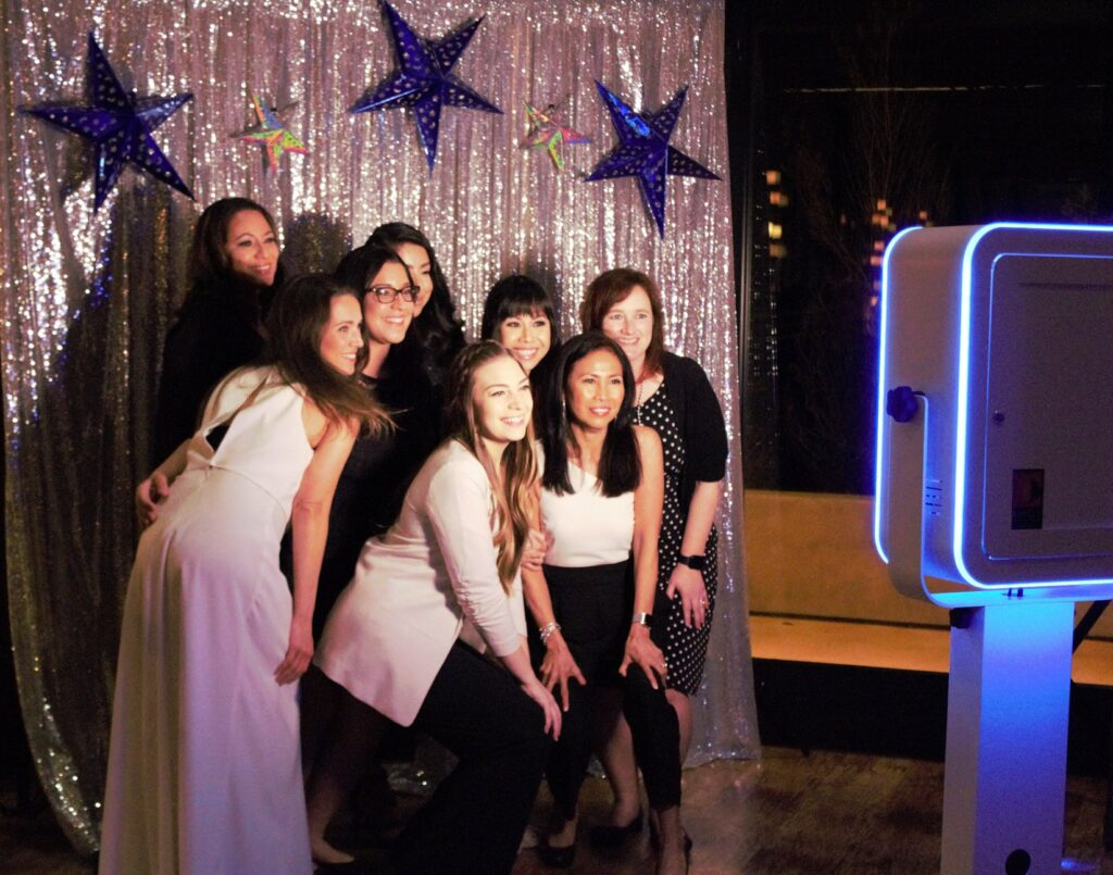 LED Booth at Valley Montessori