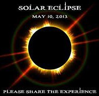 Free Candle Spells | Solar Eclipse – May 10, 2013