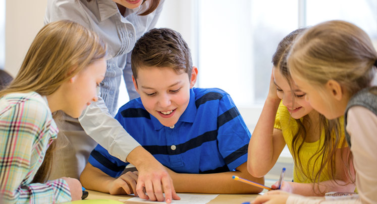 Top Three Characteristics of an Effective Teacher: 3. Designs Lessons for Student Mastery