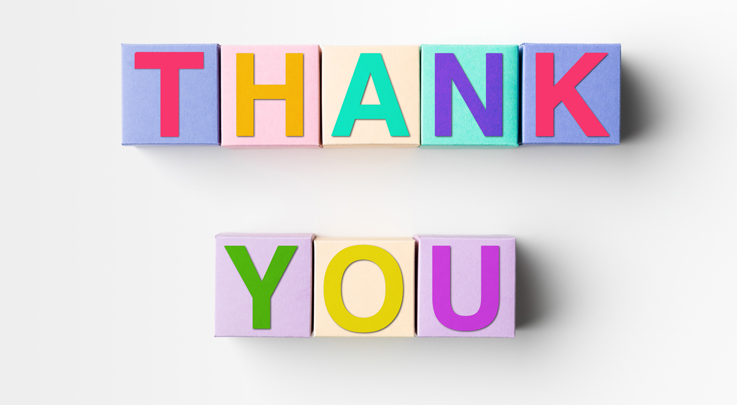 5 Components that Enhance Positive Expectations: #3: Say Thank You