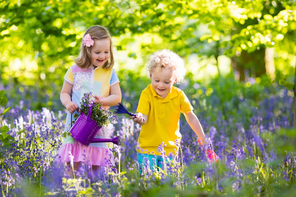 10 Ways to Celebrate Spring with Your Children
