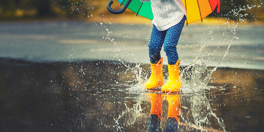 STAYING ACTIVE IN BAD WEATHER FOR FAMILIES