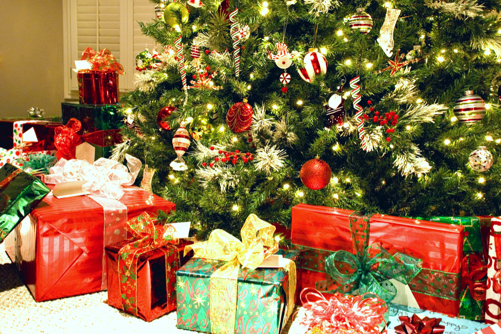 HOW MANY PRESENTS ARE TOO MANY?