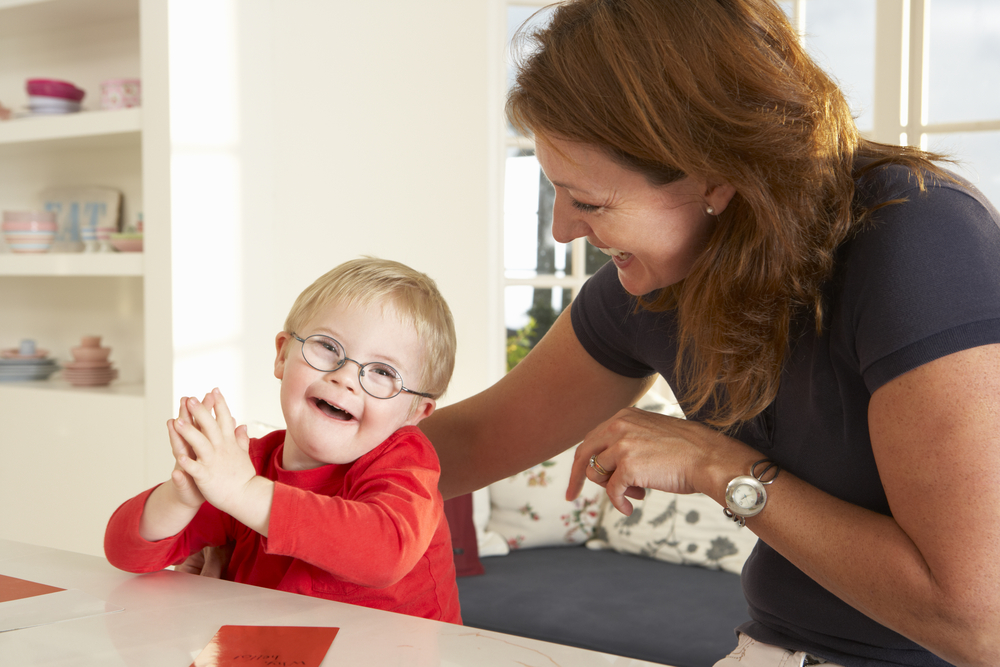 COPING WITH A CHILD'S MENTAL OR EMOTIONAL DISABILITY