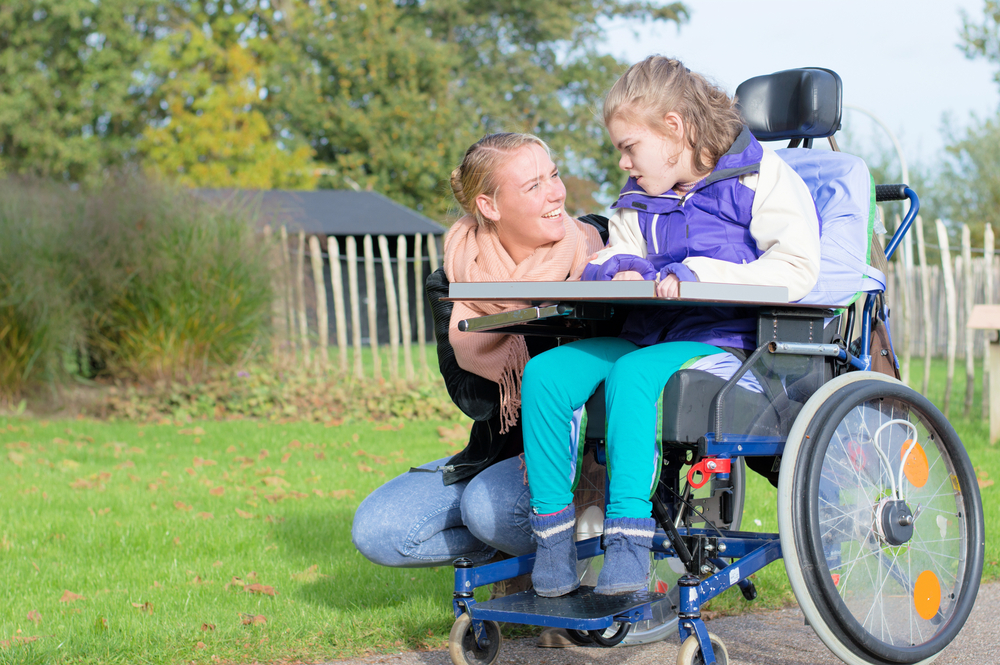 COPING WITH A CHILD'S PHYSICAL DISABILITY