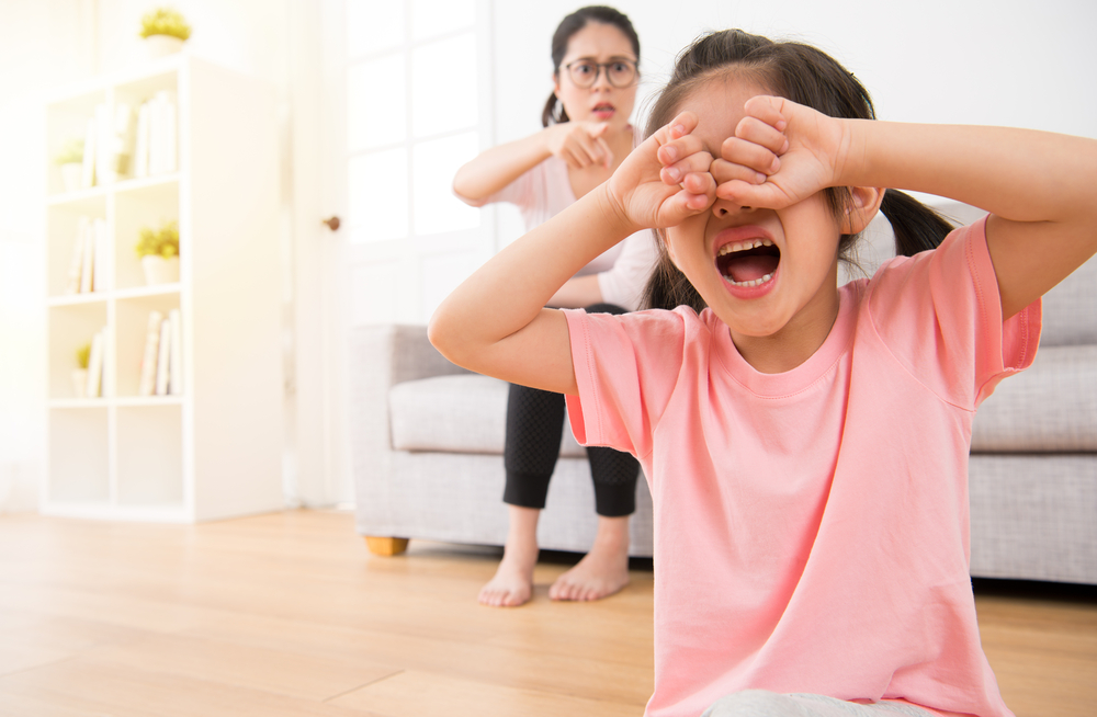 A PARENT'S GUIDE TO STAYING CALM AMIDST CHAOS