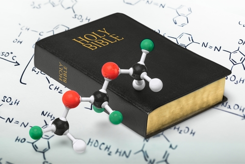 religion with science