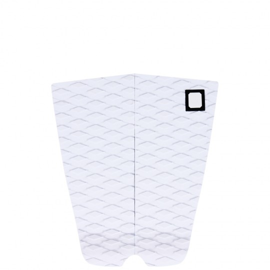 CA Two Piece Pad White