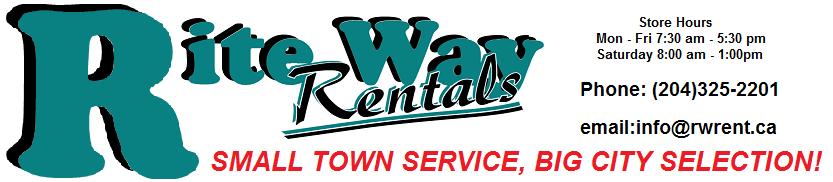 Rite-Way Rentals
