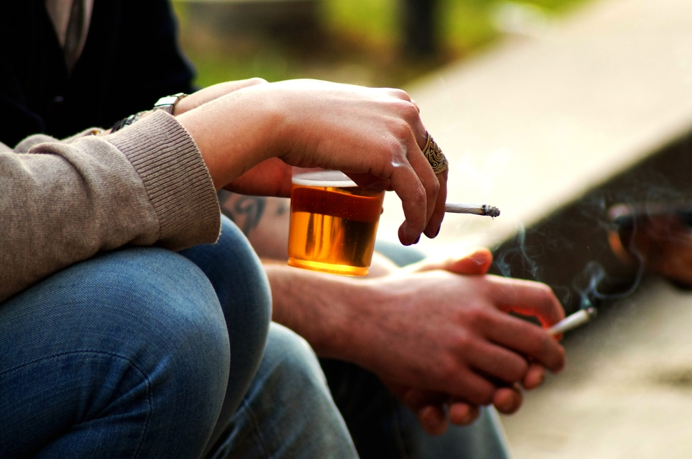 Addiction is a hereditary disease that also depends on your environment and your social circle.