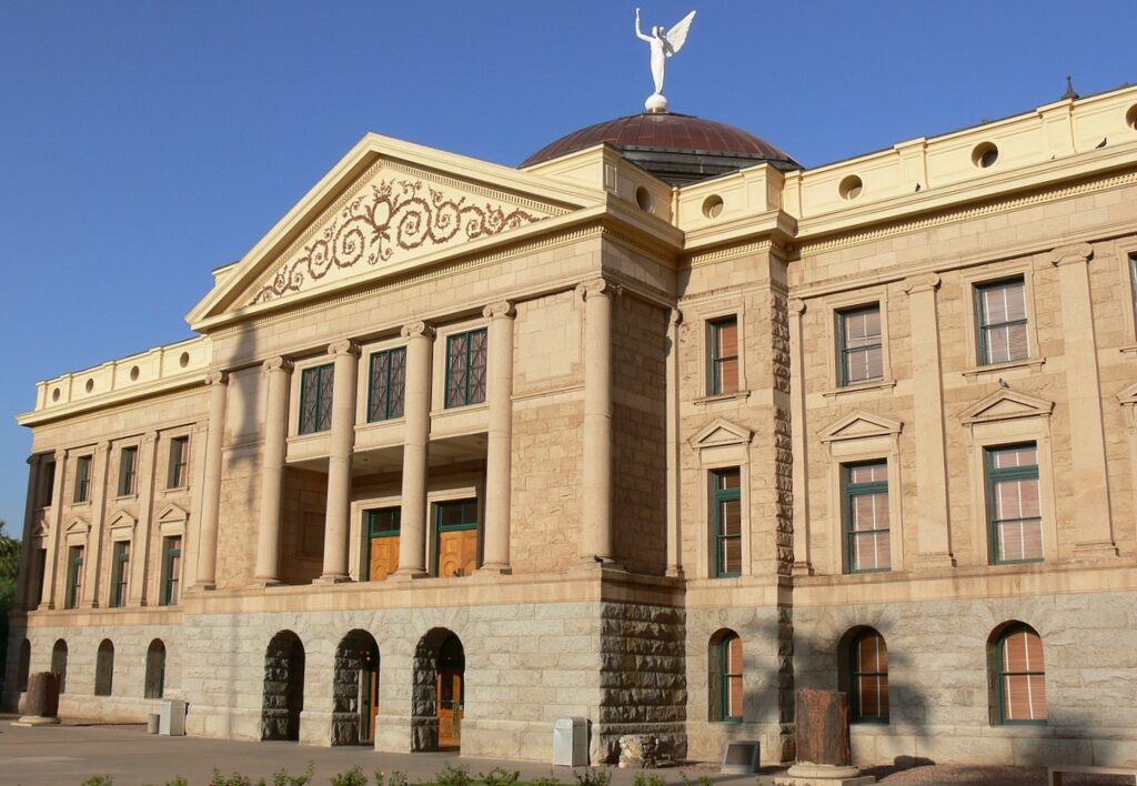 Arizona State Capital