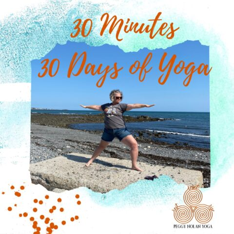 30 Minutes 30 Days of Yoga