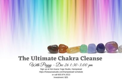 The Ultimate Chakra Cleanse