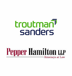 Troutman Sanders and Pepper Hamilton