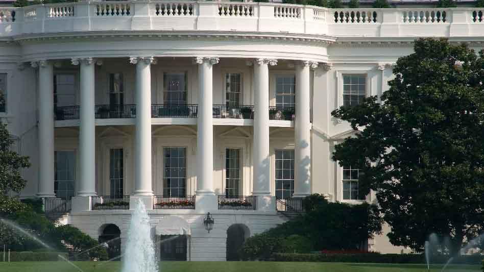 Pastor Andrew Brunson Prays Over President Trump In The Oval Office October 2018