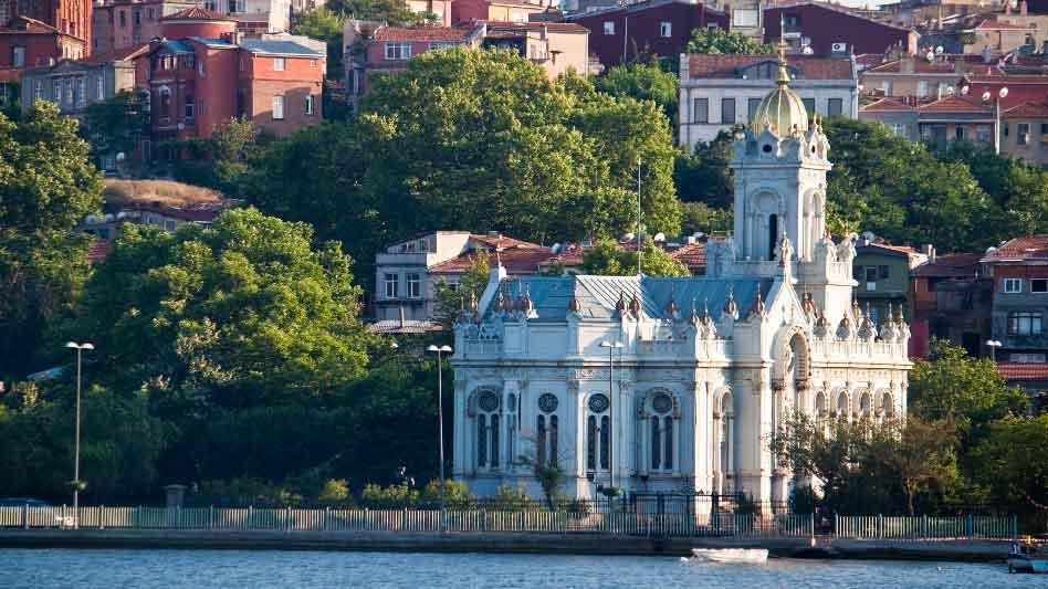 Pray America Great Again St Stephen Orthodox Church Constantinople Istanbul