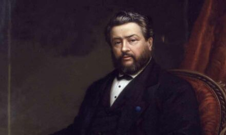 Charles Spurgeon: The Name To Use