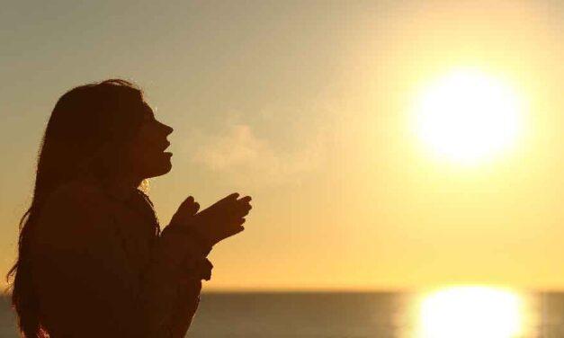 Prayer Is The Breath Of Faith