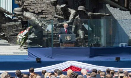 Praise God For A President And Leader Who Upholds Western Values