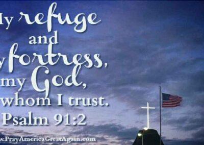 Pray America Great Again Psalm 91_2