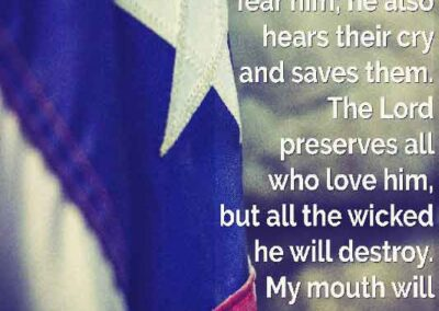 Pray America Great Again Psalm 145 18_21