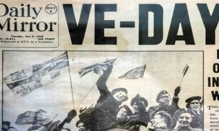 75th V-E Day Celebration: Thanks Be To God Who Gives Victory