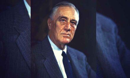 President Franklin Roosevelt Prays For D-Day Troops In National Address June 6, 1944