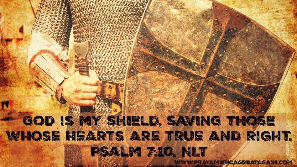 Pray America Great Again Psalm 7 10